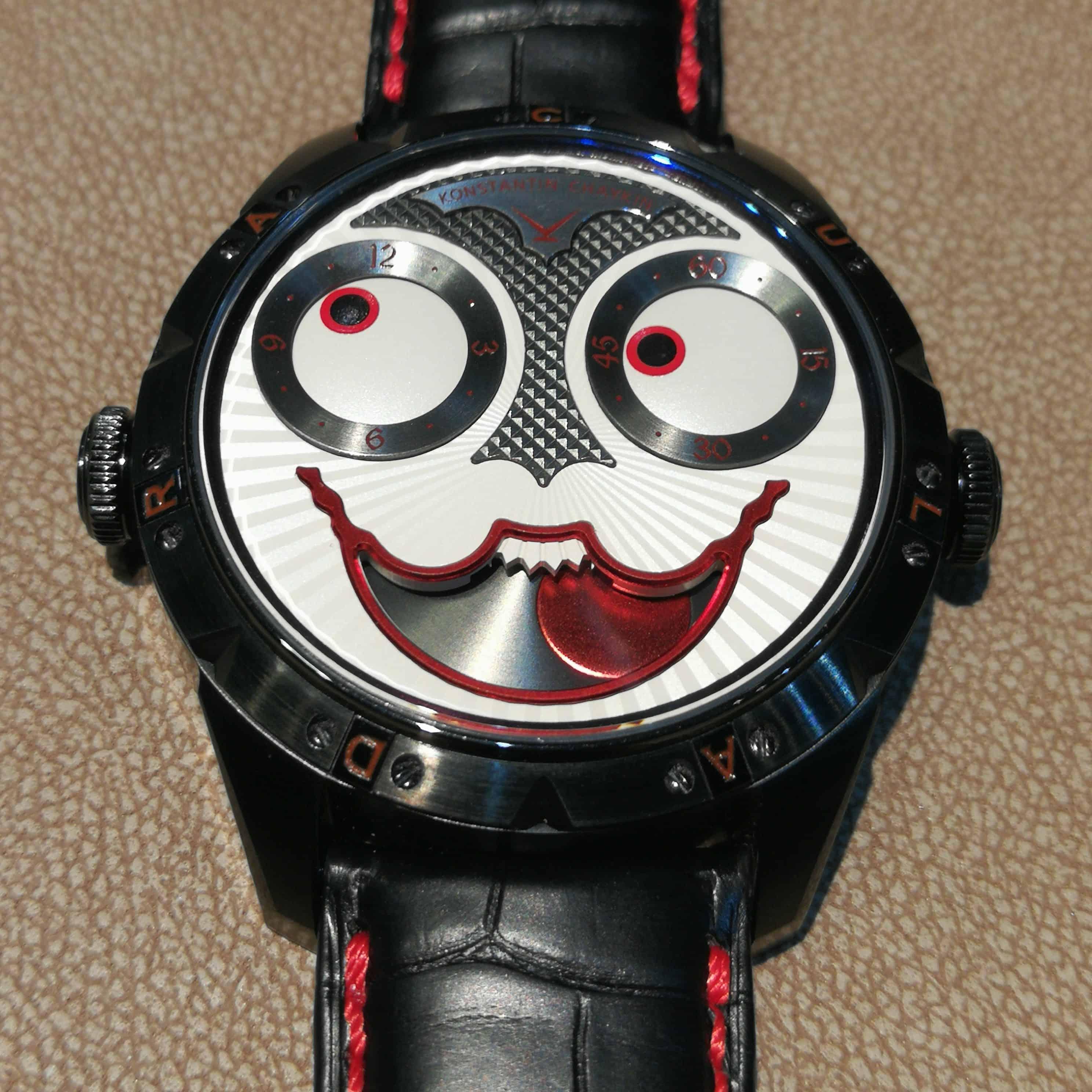 Konstantin Chaykin Joker Dracula Review – About Timepieces
