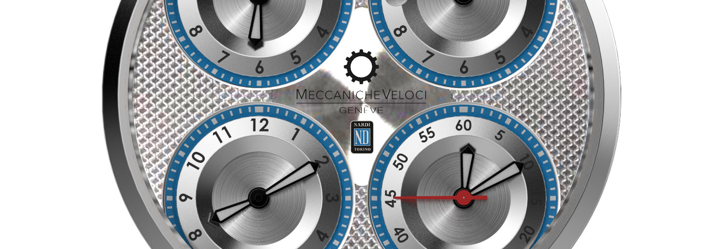 Meccaniche Veloci Quattro Valvole Nardi Edition
