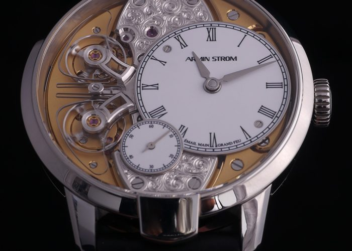 Armin Strom Pure Resonance Vintage