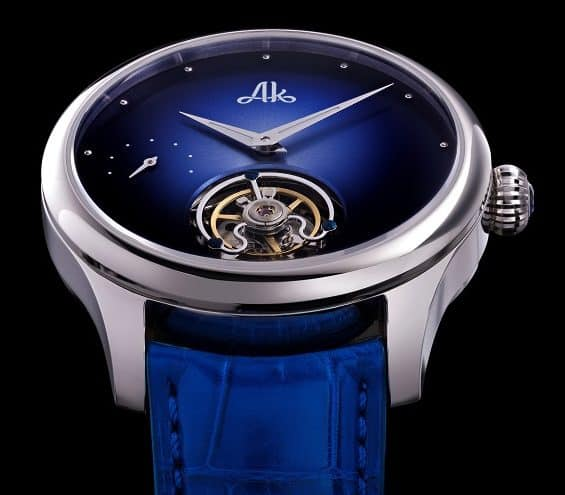 Astbury & Kent Stellaris Flying Tourbillon