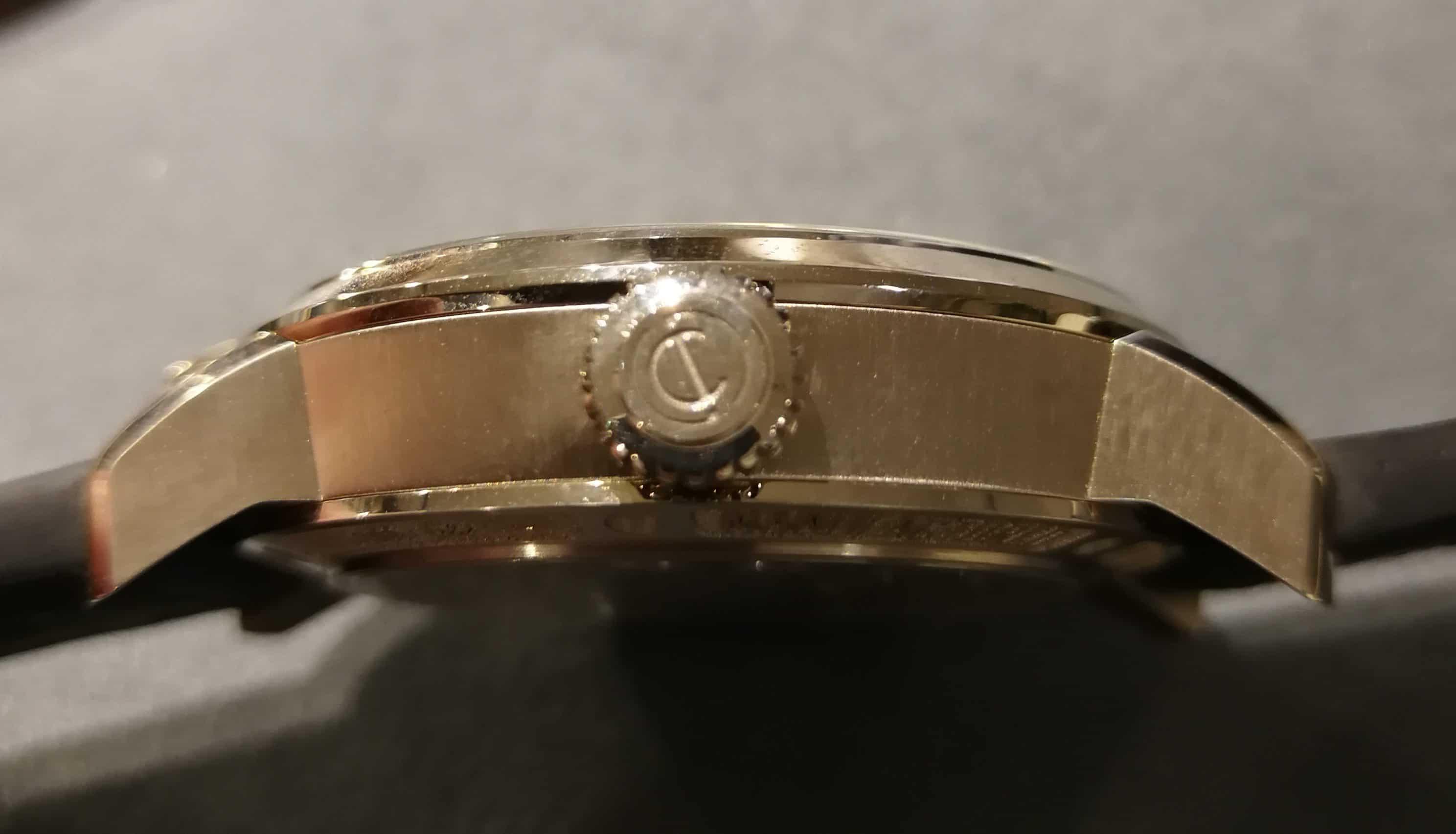 Armin Strom Pure Resonance Vintage Crown