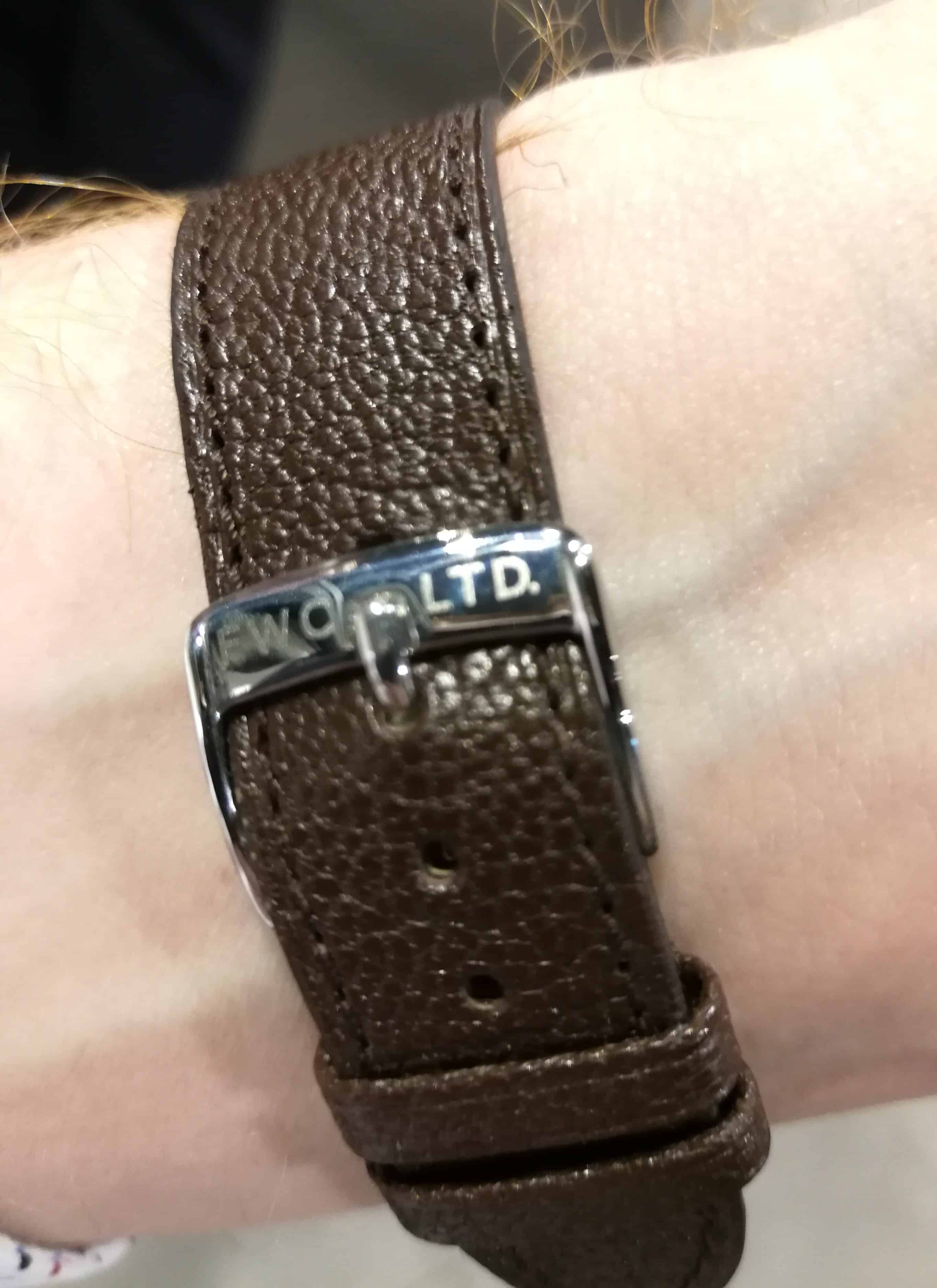 Fears Redcliff Streamline Strap and Buckle