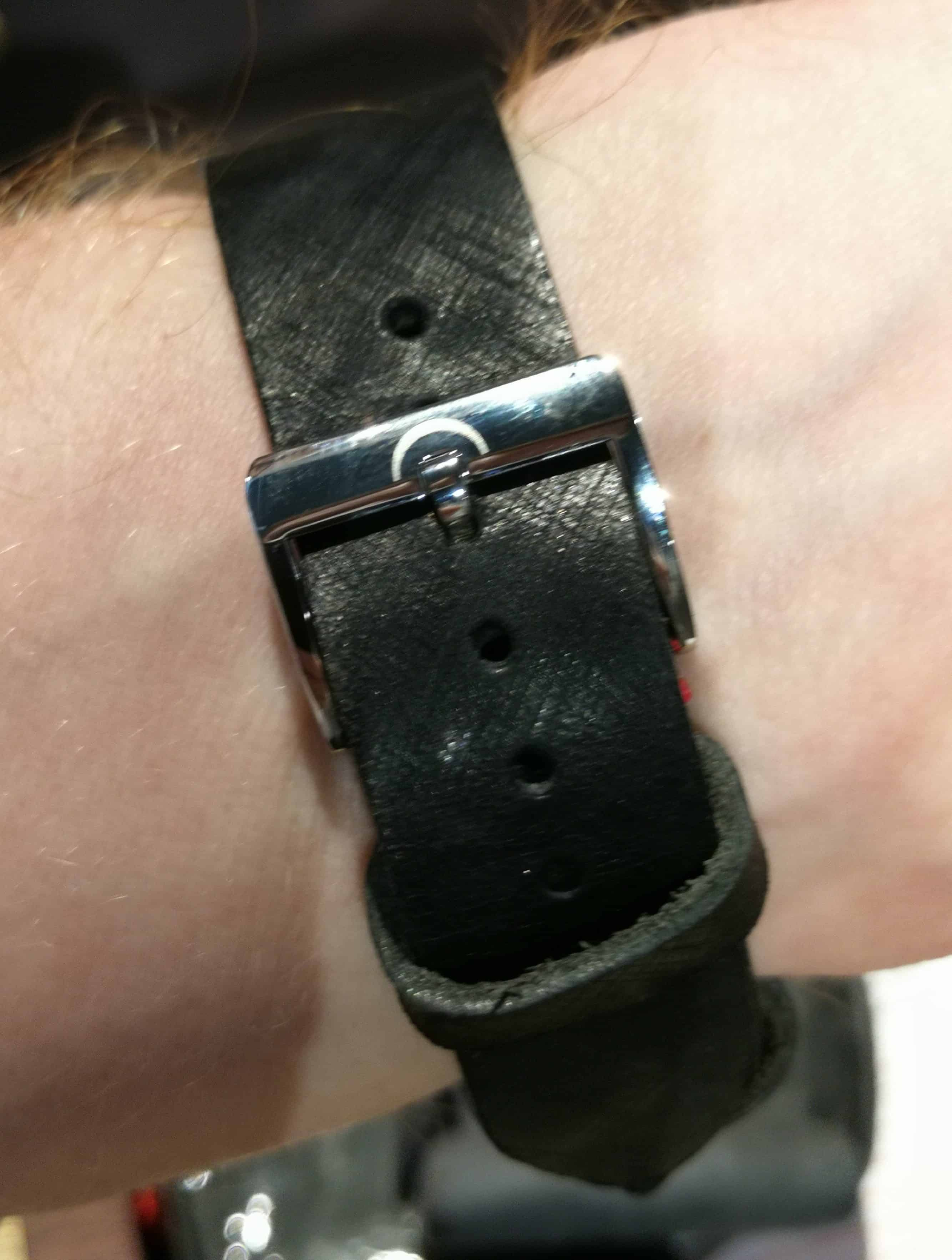 MeisterSinger Salthora Meta X Buckle and Strap